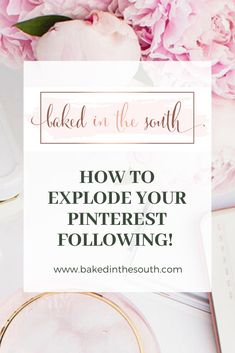 How To Explode Your Pinterest Following!
