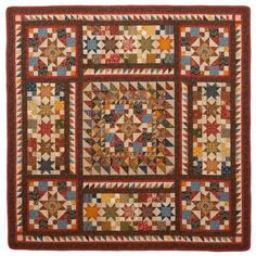 Vote thru 12/15 for Morton Masterpiece. This quilt is Joining Forces made by Michele Walsh