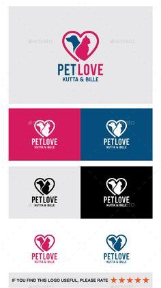 Pet Love - Logo
