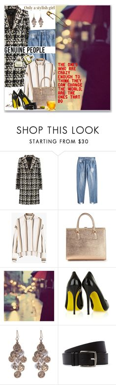 """GENUINE PEOPLE"" by anastasia-ana ❤ liked on Polyvore featuring Giambattista Valli, Dolce&Gabbana, Alexander McQueen, Hermès and Garance Doré"