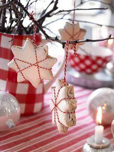 quebuenoesvivir:  (via Dekoratív ötletek DIY and Order nagy díszítő ötletek a karácsonyi szezonra | Christmas Special)