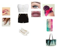 """Day"" by tinafangirl on Polyvore"