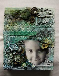 canvas layout - Scrapbook.com
