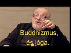 Popper Péter: A buddhizmus és Yoga Psychology, Buddha, Yoga, Youtube, Education, Film, Board, Movie, Film Stock