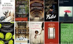 Libros más vendidos semana del 5 al 11 de diciembre en ficción