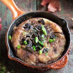Suppisrösti - Potato and mushroom rösti