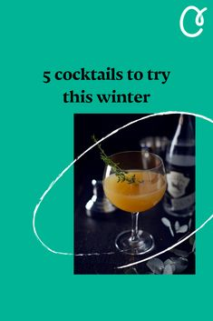 With the party season upon us, shake up some winter cocktails with London's best craft spirit producers. Here's our pick of the best cocktail recipes and festive tipples to get you in the spirit. Cocktails To Try, Winter Cocktails, Best Cocktail Recipes, Shake, Food To Make, Festive, Alcoholic Drinks, Brunch, Spirit