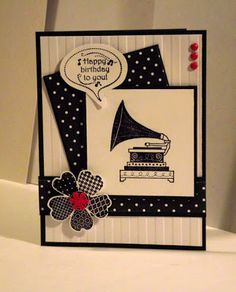 Shari's Cards and PaperCrafts: Happy Birthday! Card