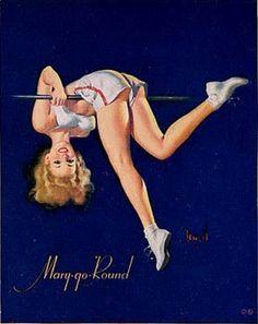 Al Buell - Mary go Round, 1940s
