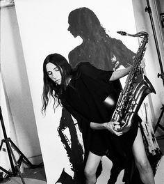"PJ Harvey shares new song ""The Orange Monkey"""