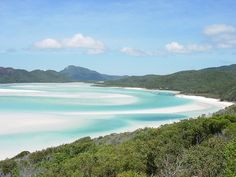 Whitehaven Beach - Queensland AUSTRALIA