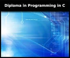 This free online C programming Diploma course introduces you to the important concepts when programming in C. You will learn how the C programming language works with data, what progam flow is, and how to use functions, methods and routines. The C Programming Language, Programming Languages, Importance Of Time Management, Diploma Courses, Certificate Courses, Certificates Online, Learning Courses, Online College