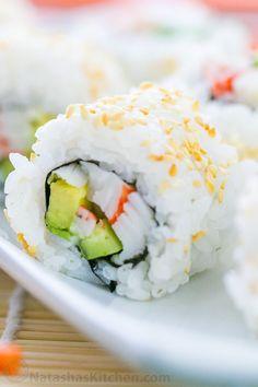 sushi-rice-and-california-rolls-4