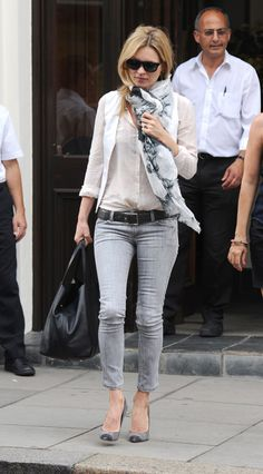 Entdecke den London Shoppingstyle | Kate Moss | Get the Look