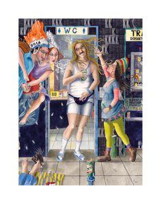 Album 1 « Gallery 1 « Page 2 « Fine Art Prints Kenya, Budapest, Fine Art Prints, Album, Humor, Gallery, Illustration, Flat, Funny