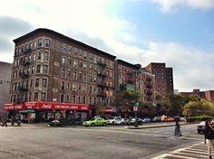 New York City - Harlem, Malcolm X Boulevard #SasaYork #NewYork #NYC #Harlem