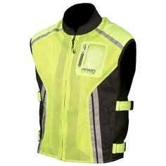 ARMR Moto Reflective Motorcycle Over Vest  Description: The Armr Moto Reflective Motorbike Over Jacket is       overloaded with features..              Specifications include                       Hi-Visability Reflective Material – Enhances your safety at         night and in low visability situations.                    Stylish...  http://bikesdirect.org.uk/armr-moto-reflective-motorcycle-over-vest-4/