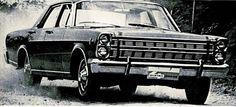 1971 Ford Galaxie 500 - Brasil