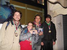 YGSF 2013 - 1° Classificato: Meda-Bat Team