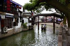 Zhujiajiao shanghai