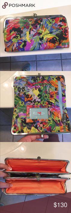 Floral print Lauren hobo wallet Brand new no scratches HOBO Bags Wallets