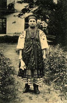 Фото: Красивая нация: как выглядели украинки 100 лет назад (Фото)