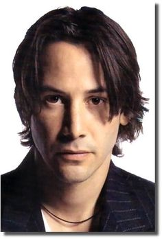 Keanu Reeves, my main squeeze.