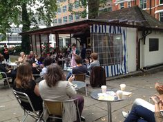 Carcanet editor and poet Helen Tookey reading from Missel-Child at the Free Verse Poetry Book Fair in London