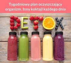 Daily detox drinks flush toxins, lose body fat reduce inflammation, boost energy and speed weight loss. Cleanse yourself with detox drinks. Dietas Detox, Body Detox Cleanse, Full Body Detox, Smoothie Detox, Detox Tips, Juice Smoothie, Juice Cleanse, Detox Juices, Health Cleanse