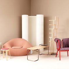 "6,739 Likes, 18 Comments - Dezeen (@dezeen) on Instagram: ""Students from @beckmanscollegeofdesign in Stockholm have created six furniture prototypes in…"""