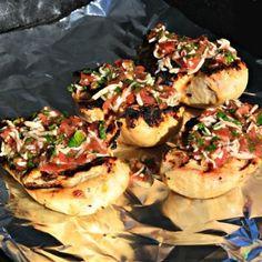 Grilled Bruschetta Chicken via @camillegabel #chicken #Bruschetta #grilled #recipes
