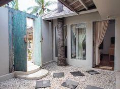 Tropical 1 Bdr Villa - Gili Trawangan - 借りられるヴィラ -