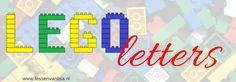 Lessen van Lisa - Taal Lego Letters, Spelling, Classroom, Calm, School, Lisa, Class Room, Games