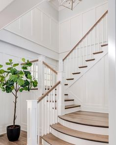Painted Stairs Ideas Pictures #PaintedStairsIdeas  Painted Basement Stairs with Runner Ideas