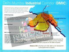 Delhi - Mumbai Industrial Corridor (DMIC). 