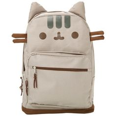 Pusheen Face Backpack | Hot Topic