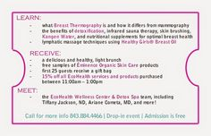 "Nelson's Neighborhood: EcoHealth Wellness Center & Detox Spa Hosts ""Breasts & Brunch Open House"""