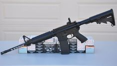 Ruger AR-556 (.223/ 5.56x54mm)