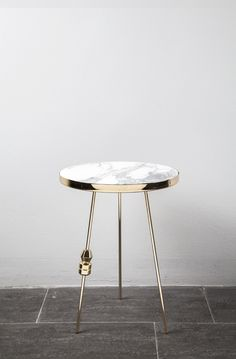 Lusting after the Table 01 | from RICHARM, based in Seoul, Korea Marble Table - H500