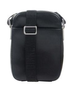 BIKKEMBERGS Across-Body Bag. #bikkembergs #bags #shoulder bags #leather #