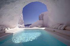 Katikies Hotel-Oia/ギリシャ