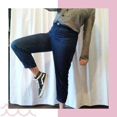 Anaïs 🌺 sur Instagram: Nouveau projet ambassadrice @makerist.france 🎉 Ce mois ci je suis sortie de ma zone de confort en cousant un pantalon avec braguette en…
