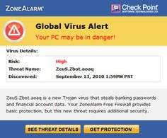 Attention: Facebook virus called Zeus is more active than ever!