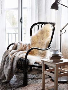 Cozy Ikea bedroom | Daily Dream Decor  Chair