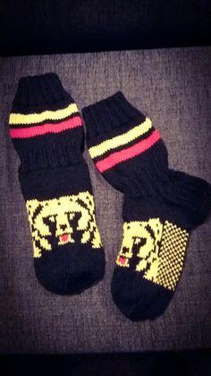 Karhusukat Socks, Gloves, Knitting, Winter, Image, Fashion, Winter Time, Moda, Tricot