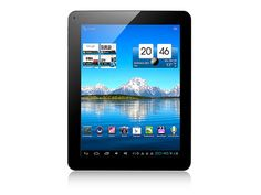 """TOUCHLET 9.7"""" Tablet-PC X10.dual Android 4.1"""