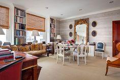 Designer Alexa Hampton takes us inside her elegant New York City office