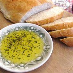 Bread Dipping Oil Allrecipes.com