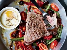 Hot Niçoise Salad | Food & Wine goes way beyond mere eating and drinking. We're on a mission to find the most exciting places, new experiences, emerging trends and sensations.
