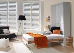 Sklápacia posteľ vertikálne - 90x200 | Nábytek ENO